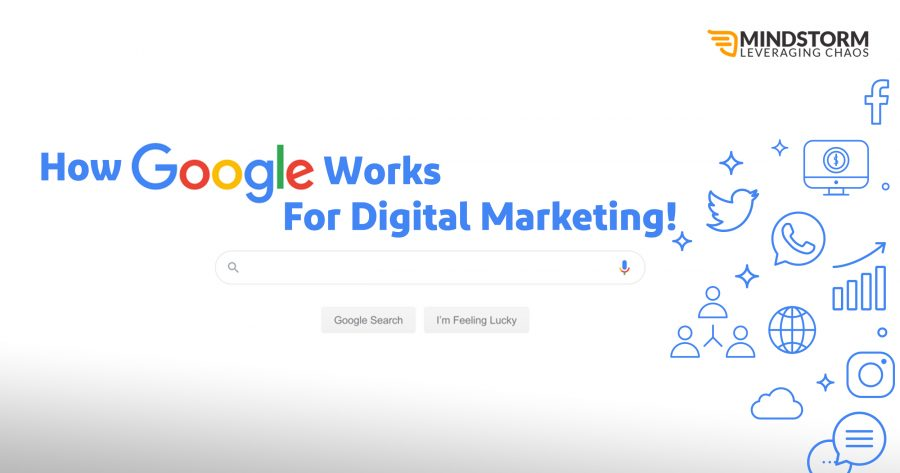 How Google Works For Digital Marketing!