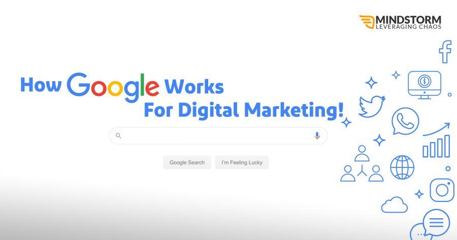 How Google Works For Digital Marketing!