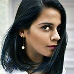 Akanksha redhu is a fashionista for luxury and elegance