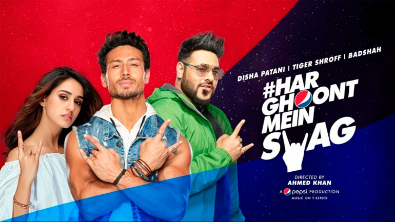 Pepsi's summer campaign 'Har Ghoot Mein Swag hai' this campain had over 240 million views.