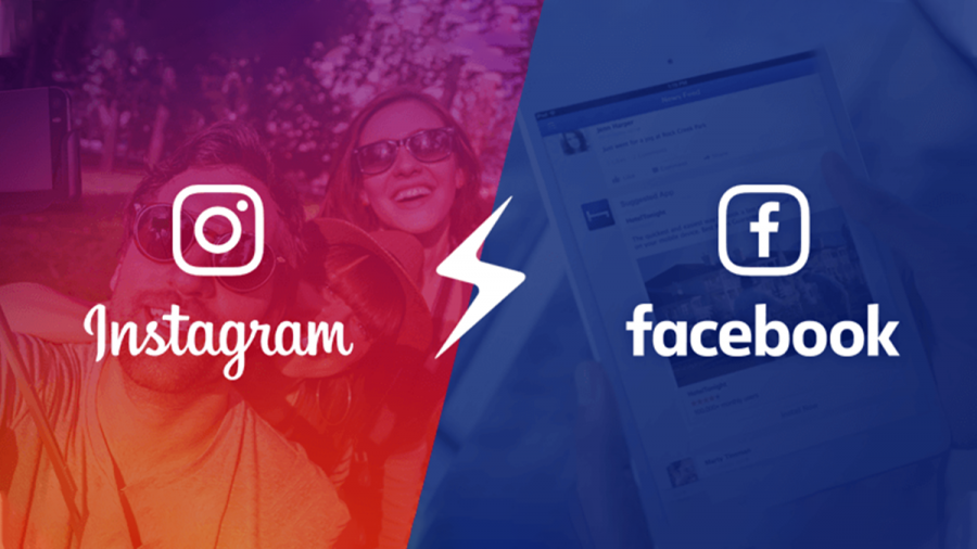 Which social media platform is better for your business Instagram or Facebook.