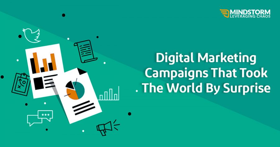 Digital Marketing Campaign that took the world by storm