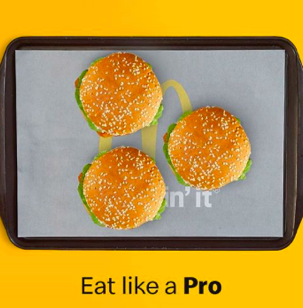 McDonalds came up with a very creative idea after Iphone 11-Pro's launch