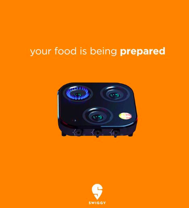 Swiggy came up with a very creative idea after Iphone 11-Pro's launch
