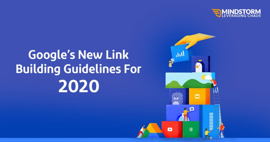 Google's New Link Building Guidelines For 2020