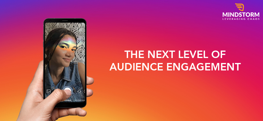 Instagram Blog Banner Image - The next level of audience engagement
