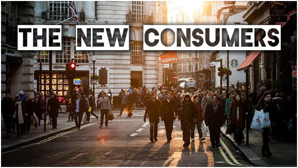 It is important to know the percentage of new consumers