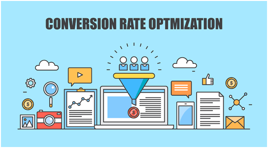 Conversion rate helps you understand how many clicks drive to one conversation