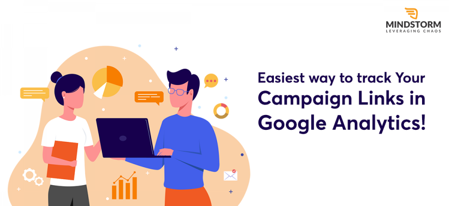 Easiest way to track your campaign links in Google analytics.