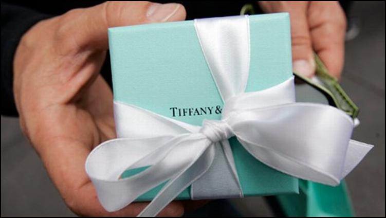 1. Tiffany & Co Drop A Hint digital Campaign