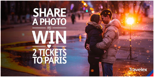 TravelexKiss had a great digital campaign for its viewers