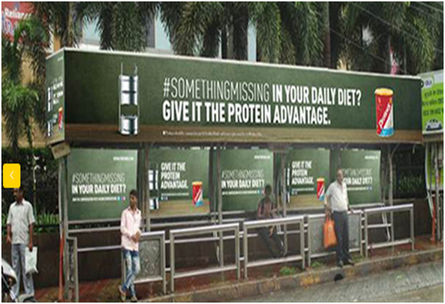 #SomethingMissing campaign by Protinex to expalin about the importance of Protein in our diet