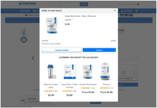 MyProtein improves customer experience and purchase frequency by e-commerce and email marketing