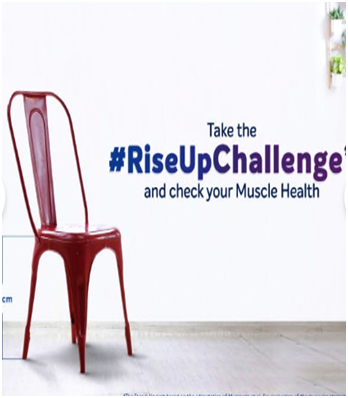 Horlick's #RiseUp challenge, an eye-opener for all of us towards Fatigue