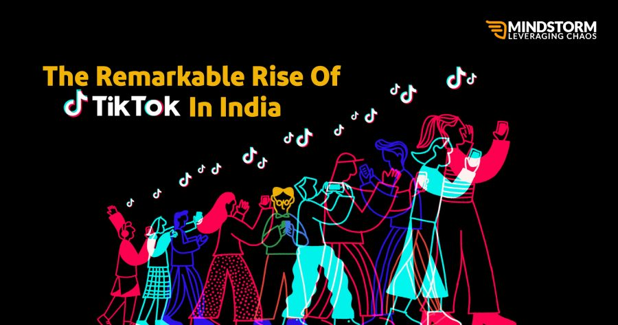 Remarkable rise of TikTok in India