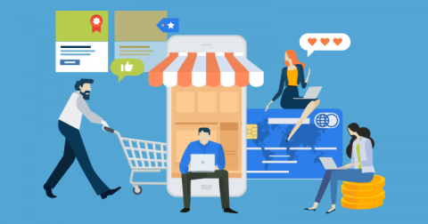 The world of E-commerce and its customer engagemnt activities