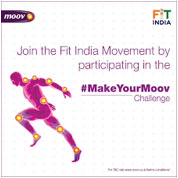 TikTok campaign promoted in India to engage audience by moov