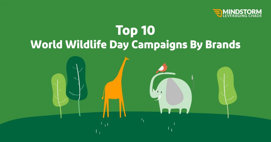 Top Wildlife Day Brand Campaigns