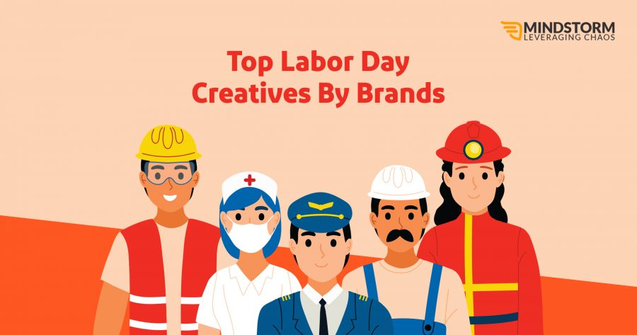 Top Labor Day Creatives by Brands