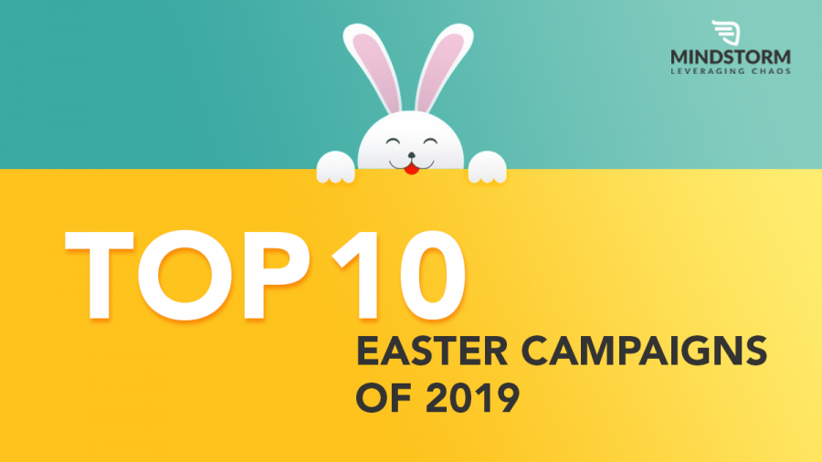 Easter campaigns in 2019 by brands around the world.