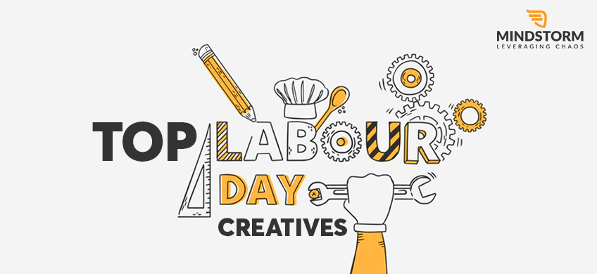 Labor Day Creatives Banner