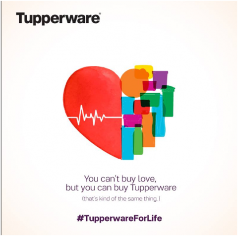 World health Day post for its socil media by TupperwareForLife