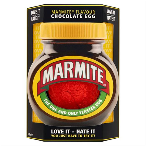 Campaign on the occassion of easter 2019 by marmite