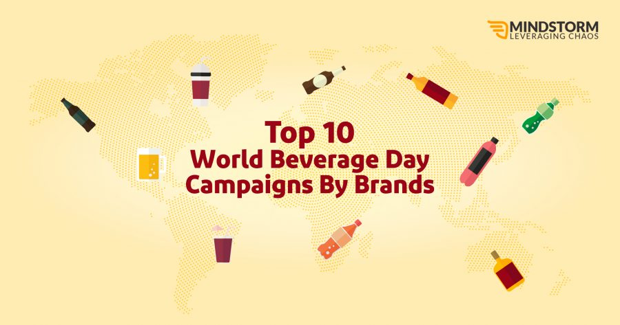 Top 10 Campaigns for World Beverage Day