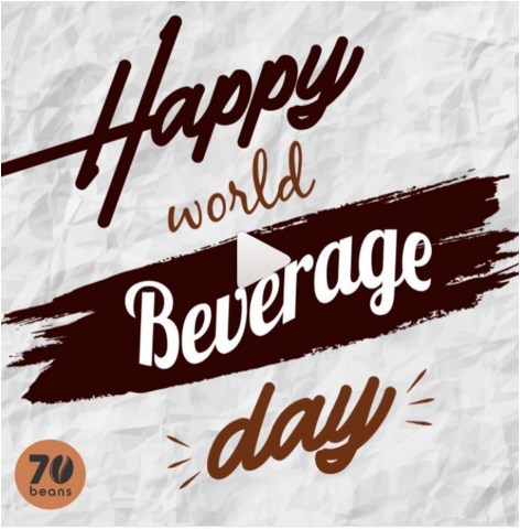 Post on the occasion of National Beverage Day 2019 Marriott Hyderabad