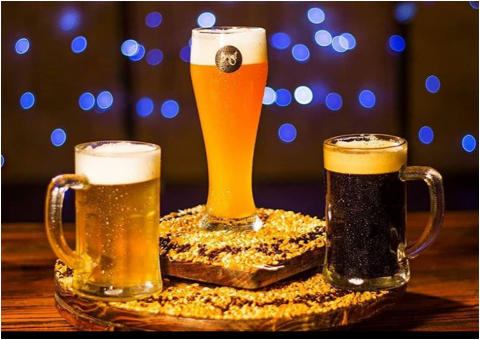 Post on the occasion of National Beverage Day 2019 Prost Brew Pub