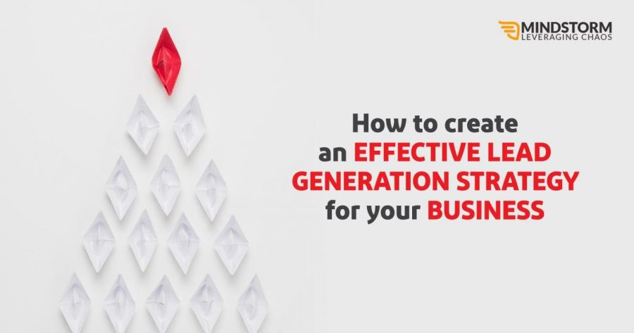 Effective Lead Generation Strategy