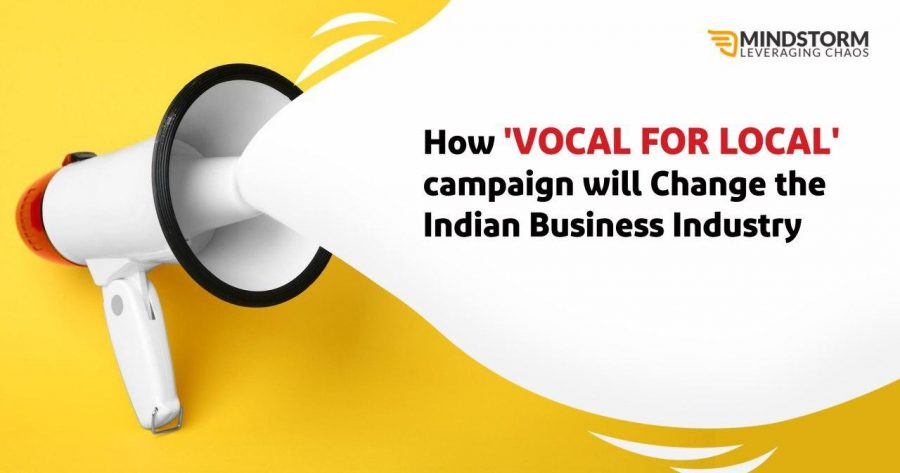 Vocal for Local Campaign