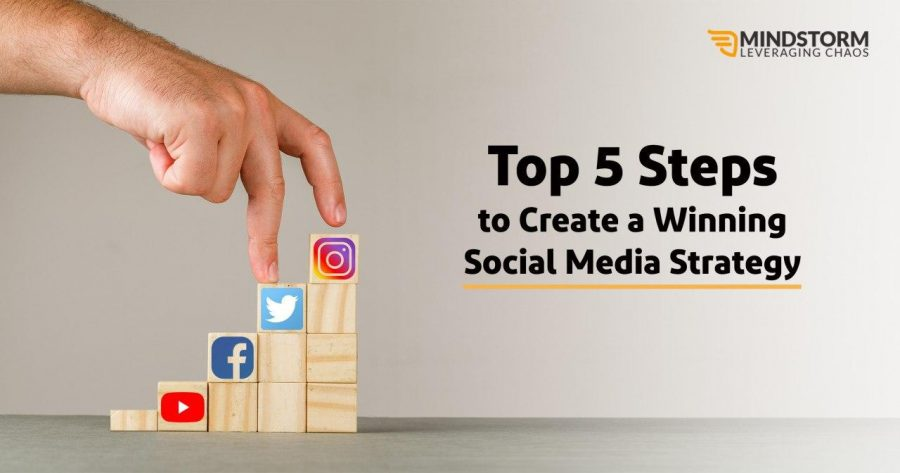 Create a winning social media strategy