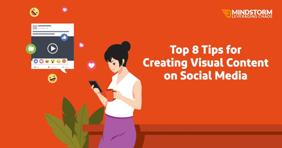 Tips to create visual content