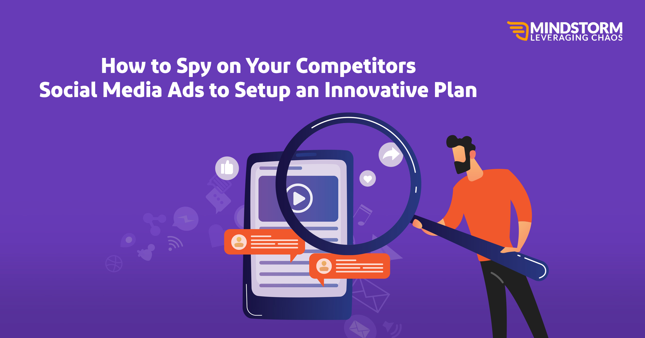 How to Spy on Your Competitor's Social Media Ads?