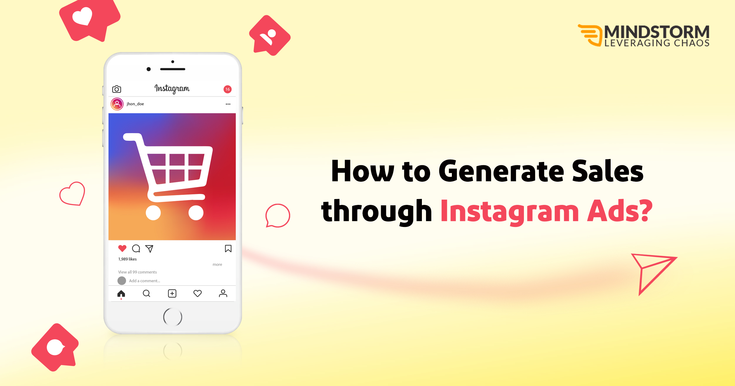How to Generate Sales through Instagram Ads?