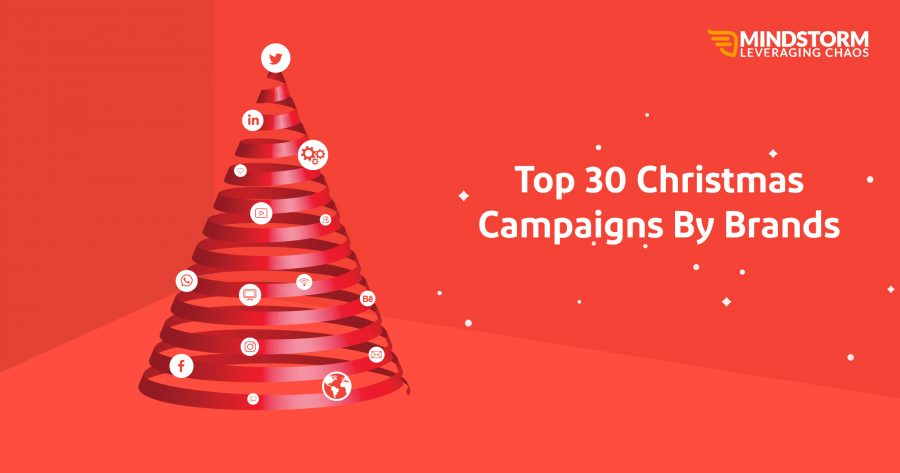 Top Campaigns by Brands for Christmas