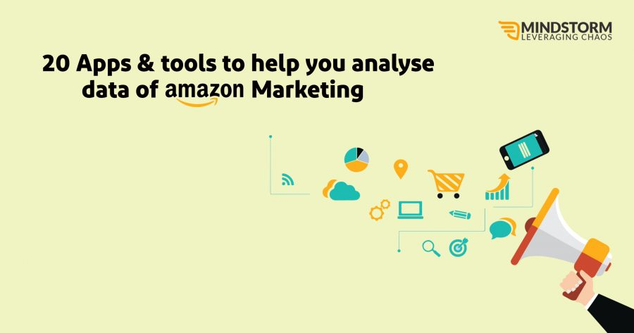 20 Apps for Amazon Marketing