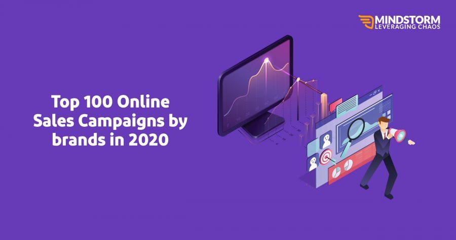Top 100 Online Sale Campaigns