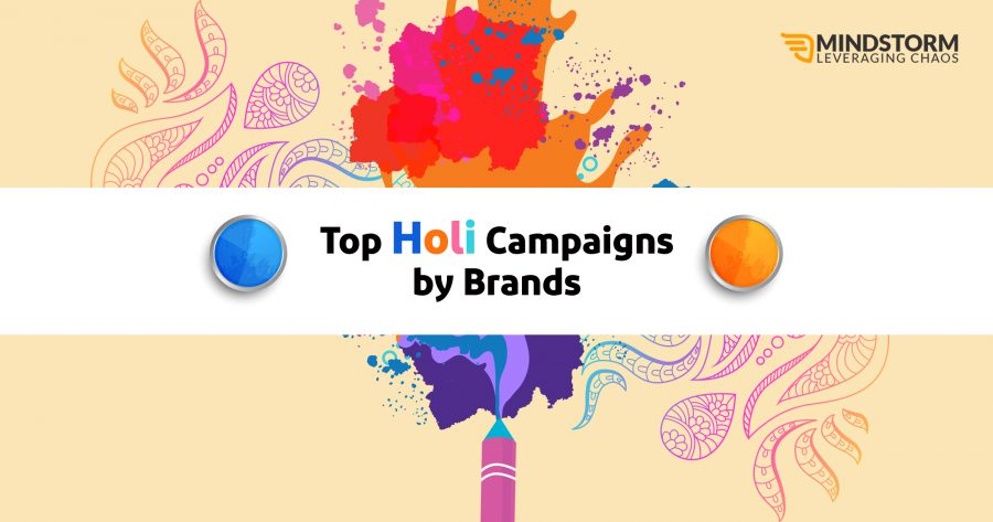 Top Holi Campaigns by Brands