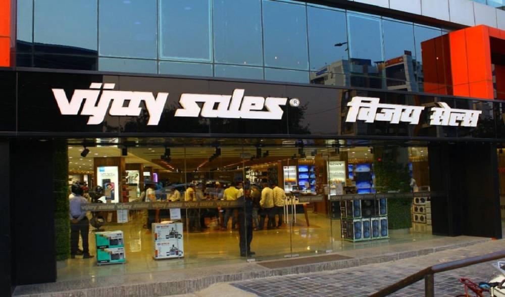 ORM Case Study: Vijay Sales