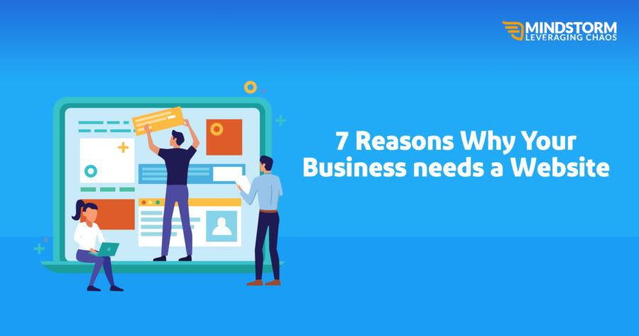 7 Reasons Why Your Business Needs a Website