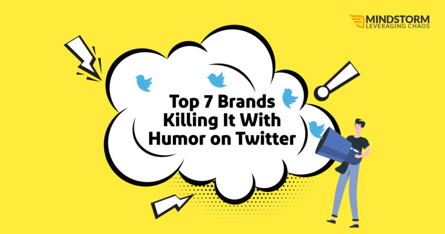 Top 7 Brands Killing It with Humor on Twitter