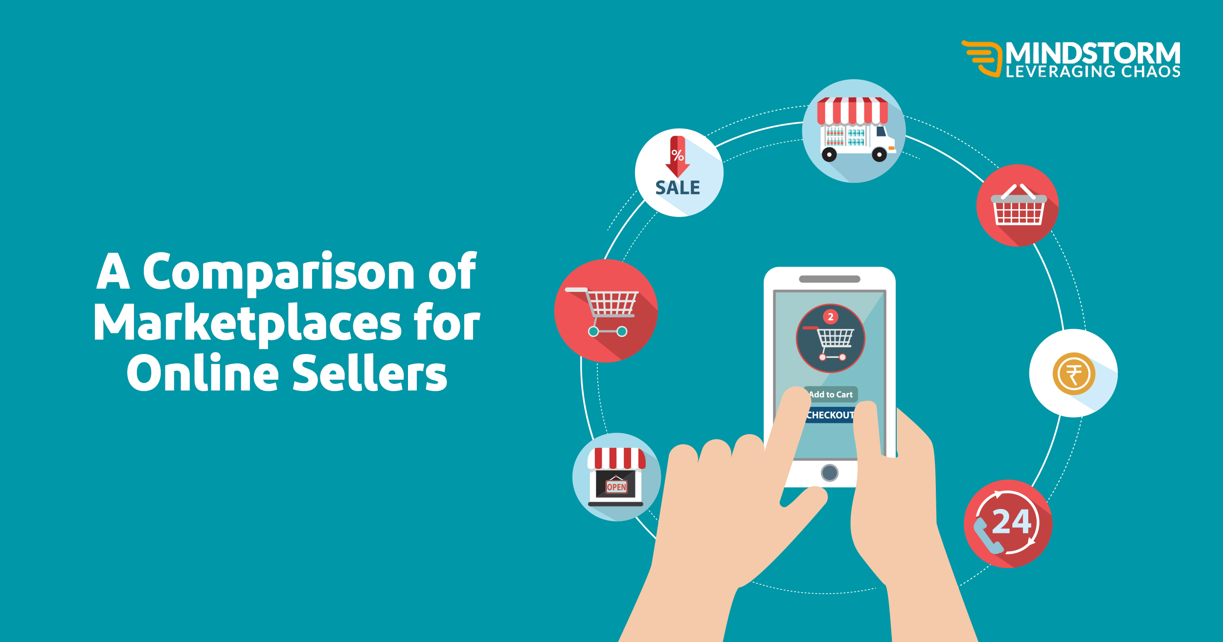 A Comparison of Marketplaces for Online Sellers