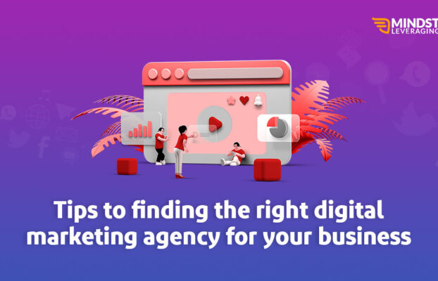 Tips to finding the right digital marketing agency for your business